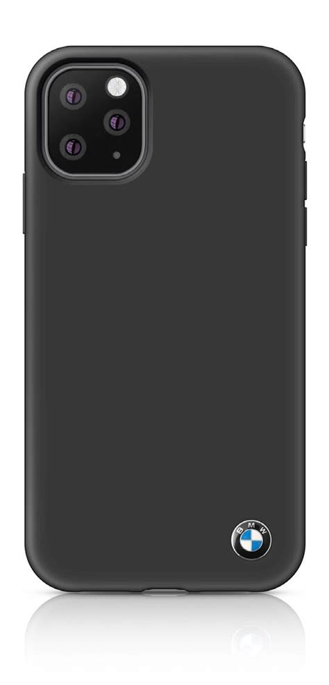 BMW ® Apple iPhone 11 Pro Max Signature Series Silicon