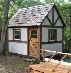 shed style timber frame shed design shed plans package