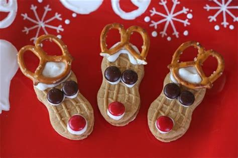 reindeer cookies christmas crafts dump a day