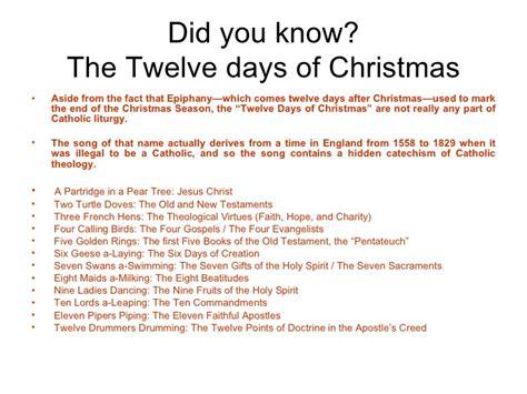 catholic christian meaning of christmas tree the season