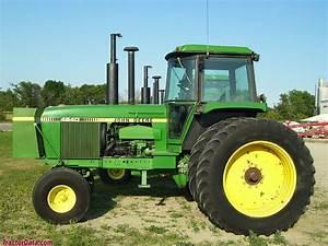 Tractordata Com John Deere 4640 Tractor Photos Information