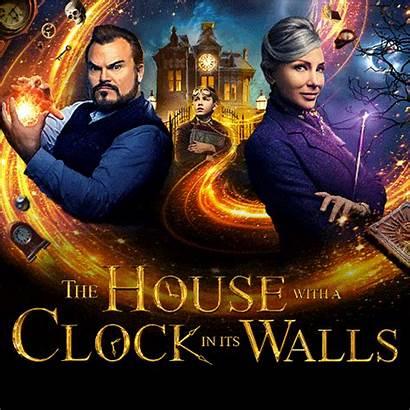 Clock Walls Its Film Films Night Jack