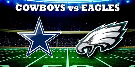 cowboys  eagles preview  prediction   sports