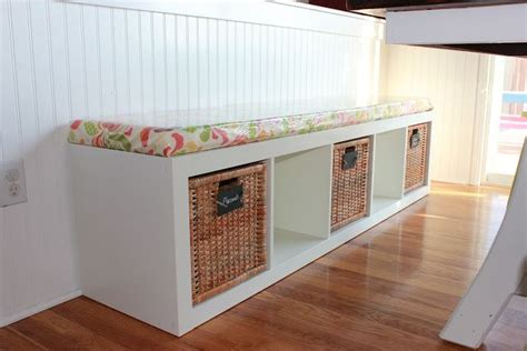 Love This Storage Bench Idea Great For Kitchen Under A