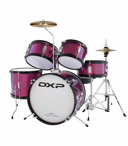 Kit Junior Drum Dxp Drums Piece Series