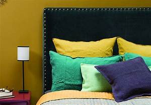 Fond De Lit : t te de lit 25 t tes de lit pour tous les styles elle d coration ~ Teatrodelosmanantiales.com Idées de Décoration