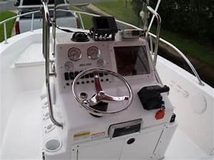 2004 Sea Pro 190cc  4-stroke 115 Hp Johnson