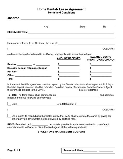house rental agreement template teknoswitch