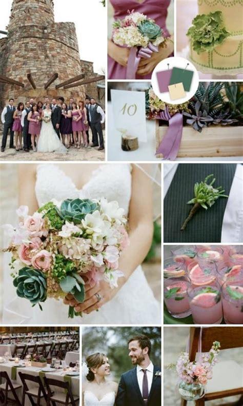 wedding decor succulents  weddbook