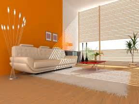 orange livingroom color your with an orange living room