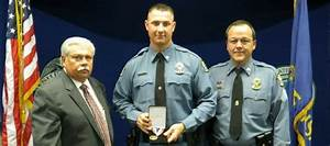 Basehor-Linwood graduate honored with Medal of Courage by ...