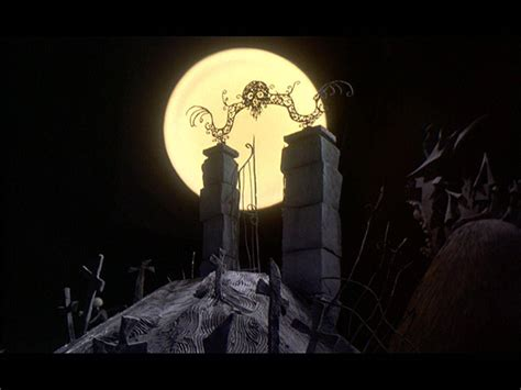 Nightmare Before Background Nightmare Before Backgrounds Wallpaper Cave