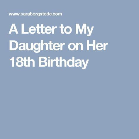letter   daughter    birthday  images