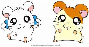 Hamtaro: Hamtaro and Bijou - Minitokyo