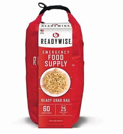 Emergency Dry Kit Bag Meal Eat Prep