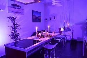 loft avec chambre romantique et jacuzzi a bordeaux With chambre bébé design avec bougie musicale fleur