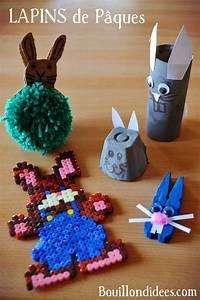 Bricolage De Paques : diy bricolage p ques lapins gogo ~ Melissatoandfro.com Idées de Décoration