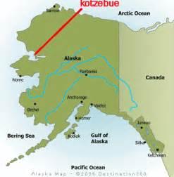 Kotzebue Alaska Map