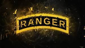 Airborne Ranger Logo Wallpaper ·①