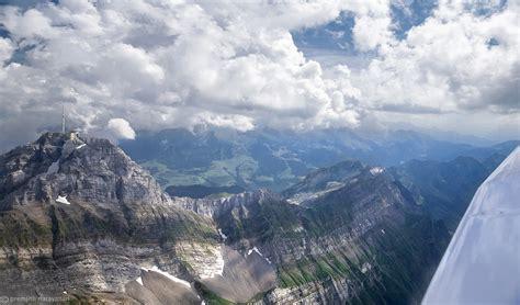 Aerial Photography, Alps, Switzerland