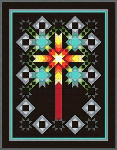 Quilt Patterns Craftsy Cross Quilting Apologies Wallhanging