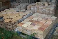 terra cotta tiles Reclaimed Flooring - Traditional MaterialsReclaimed Materials