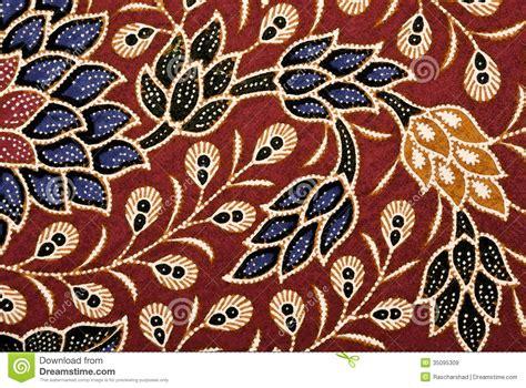 digital art batik floral stock illustration illustration