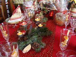 Table De Noel Traditionnelle : latabledesandrine2 ~ Melissatoandfro.com Idées de Décoration