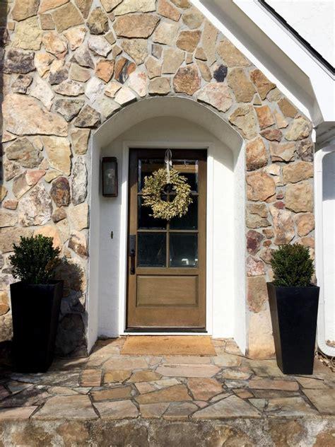 Decor Doors - rustic farm and garden style front door decor hgtv