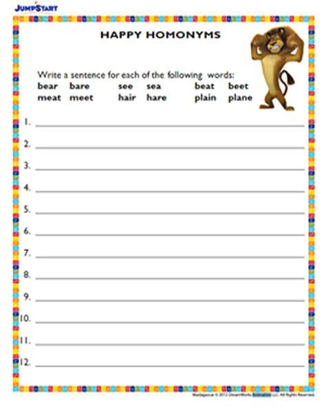 printable worksheets for 2nd graders worksheets