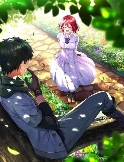 Akagami Shirayukihime Shirayuki Obi Anime Tree Swordsouls