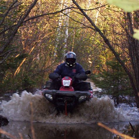 jackman atv fishing maine boating summer outdoor guide