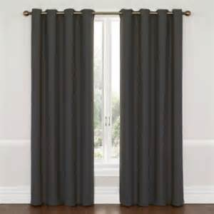 buy charcoal curtains from bed bath beyond