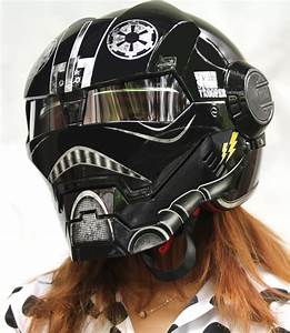 Masei Black US Army Storm Trooper 610 Motorcycle Harley ...