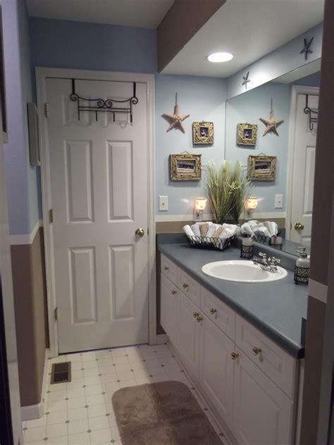 beach bathroom ideas    bathroom transformed