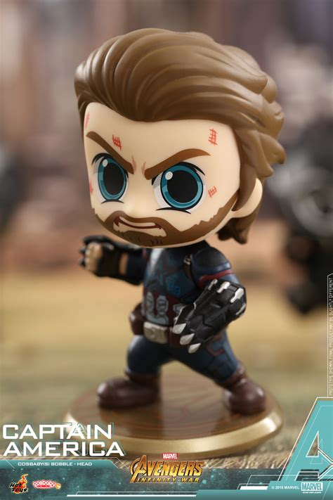 hot toys marvel avengers infinity war cosbaby  figures