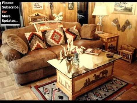 Collection Of Western Décor For Living Room  Western