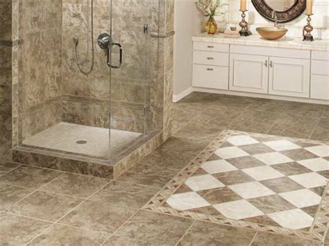 Types Of Bathroom Tile by Types Of Bathroom Floor Tiles Choosing Bathroom Flooring