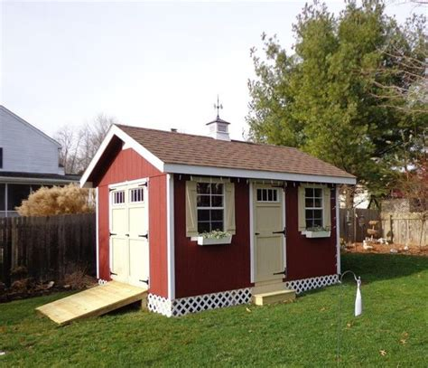 amish made riverside shed kit amish sheds sheds and amish