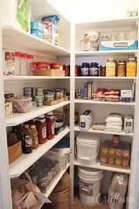 Hometalk How To Build Pantry Shelves