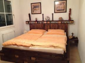 Make Your Own Platform Bed Plans by Palettenbett Pallet Bed Pallet Ideas 1001 Pallets