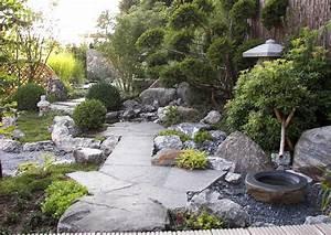 Einem Kleinen Japanischen Garten Anlegen