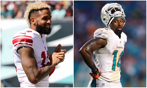 Odell Beckham Tells Jarvis Landry To Come To The Ny Giants