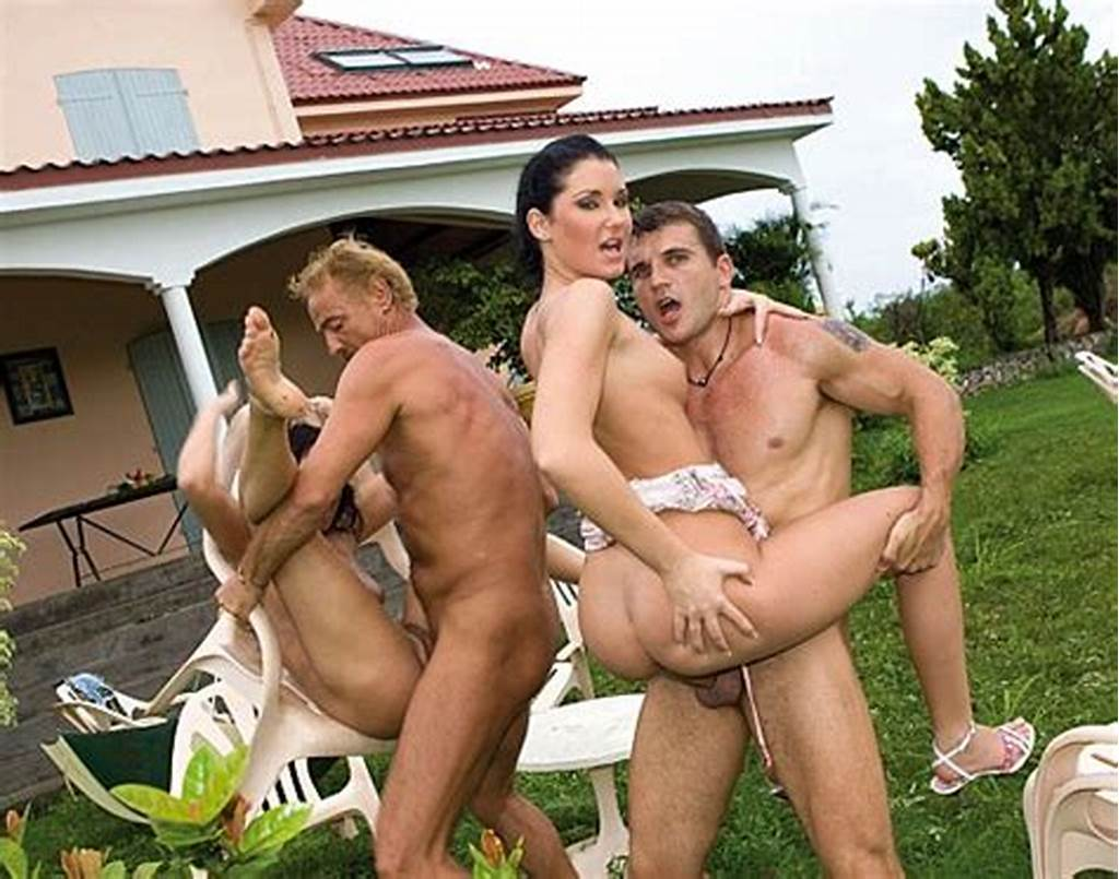 #Outdoor #Group #Sex #Party