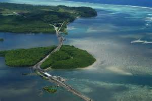 The president of Palau, Johnson Toribiong, describes the damage he is ... Palau
