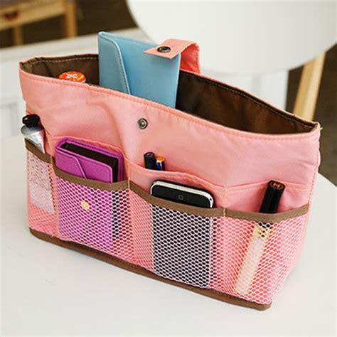 Arrange Inside Your Handbag Organizerbag In Baglarge Ebay