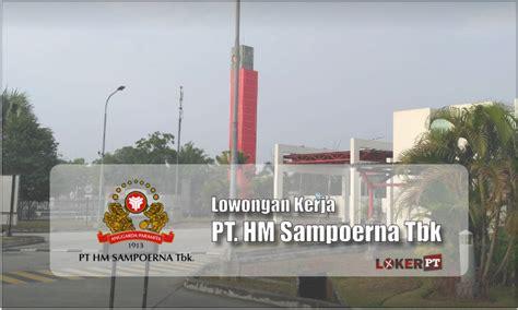 Gaji operator produksi di hm sampoerna jamblang Sampoerna Career | Lowongan Kerja PT HM Sampoerna Tbk 2020