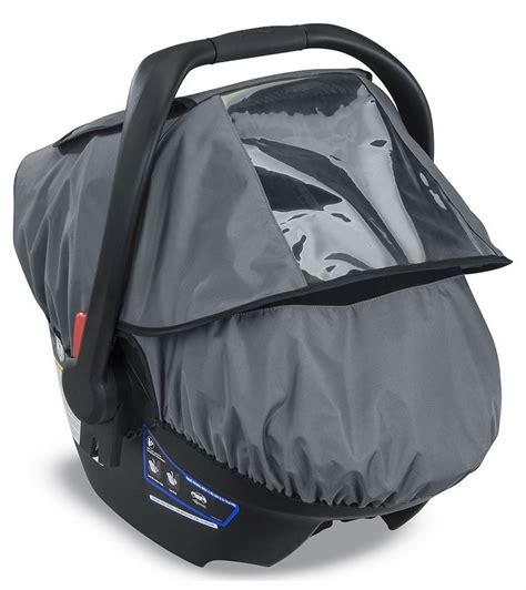 britax  covered  weather car seat cover