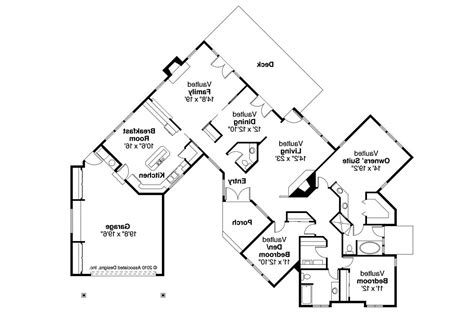 ranch house plans linwood    designs