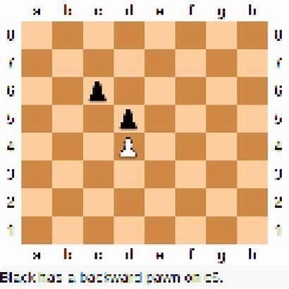 Pawn Chess Backward Profile